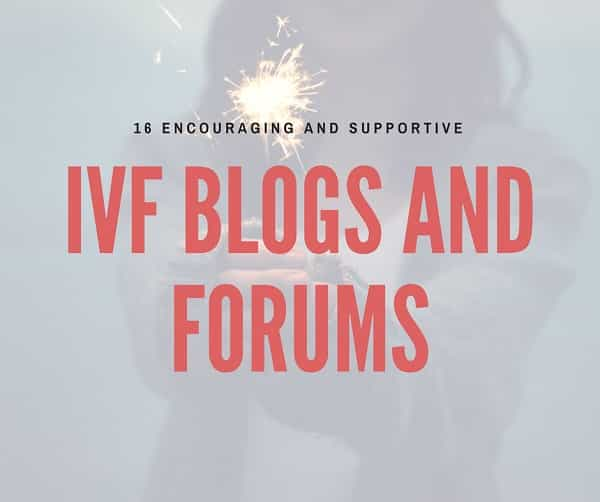 IVF Blogs and Forums